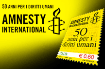 50 anni di Amnesty International