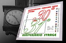 Ipzs realizza Foglietto Erinnofilo per l'Associazione familiari vittime strage Bologna.