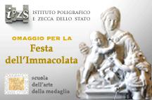 Dall'Ipzs omaggio alla Madonna in occasione della festa dell'Immacolata Concezione