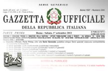 Gazzetta Ufficiale online gratis dall'Istituto Poligrafico e Zecca dello Stato