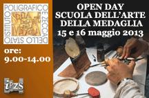 Open Day Scuola dell'Arte della Medaglia: l'Istituto Poligrafico e Zecca dello Stato apre le porte alle scuole superiori