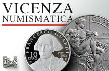 Vicenza Numismatica 2014: all'Ipzs il Gran Premio Internazionale