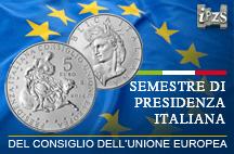 Semestre Ue: dall'Istituto Poligrafico e Zecca dello Stato una moneta per la Presidenza italiana