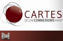 La tecnologia di sicurezza IPZS a Cartes  2014