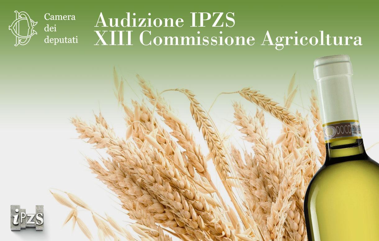 Contrassegni di Sicurezza: Audizione IPZS in Commissione Agricoltura