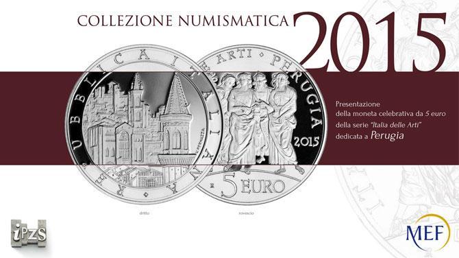 Presentazione Moneta Perugia