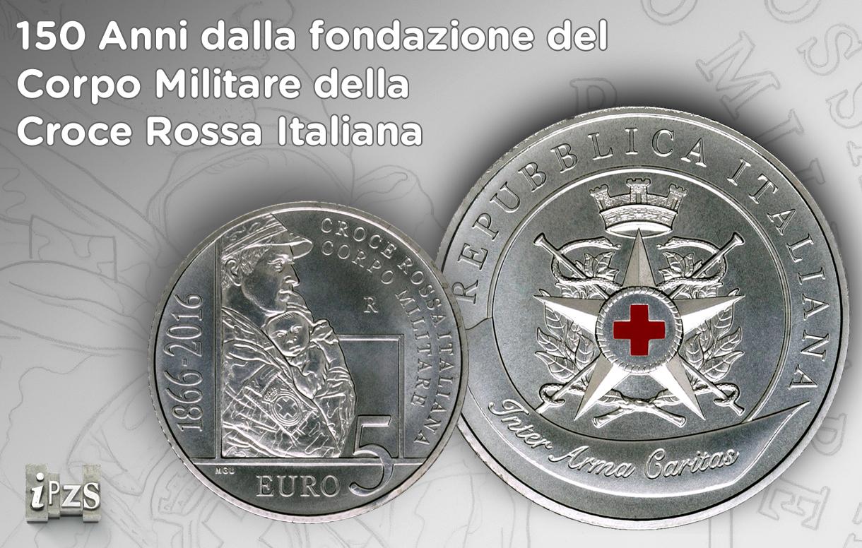 La prima moneta italiana con smalto