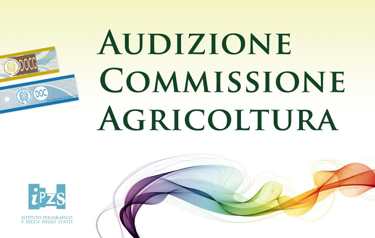 Testo Unico del vino: audizione in Senato della Repubblica - Commissione Agricoltura e Produzione Agroalimentare