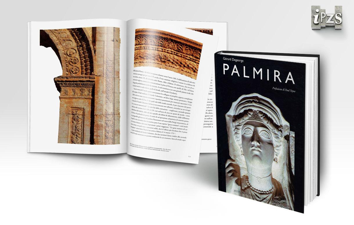 PALMIRA - Metropoli carovaniera