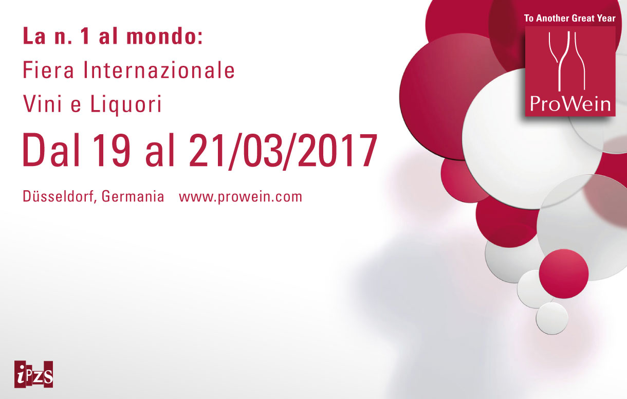 A Dusseldorf per ProWein con le novità su tutela vino Made in Italy