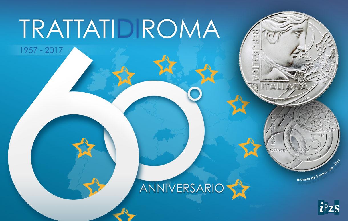 60 anni fa la firma sui Trattati di Roma