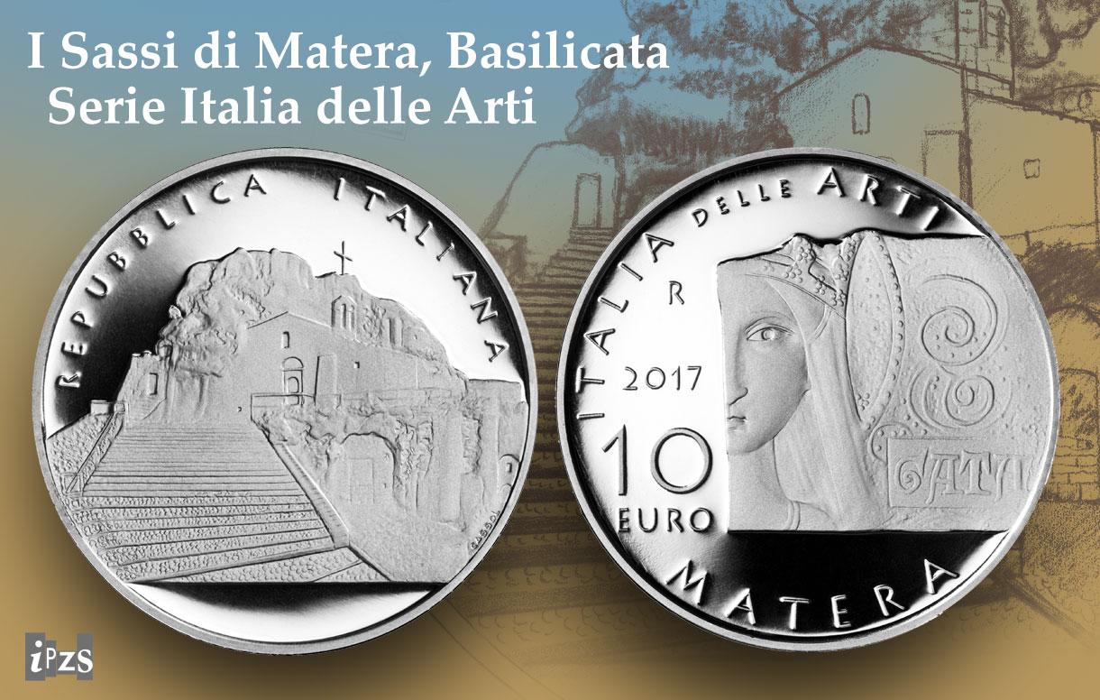 """Serie """"Italia delle Arti"""" dedicata a Matera, Capitale Mondiale della Cultura 2019"""