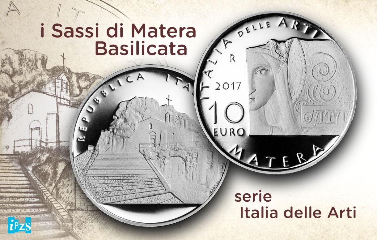 """""""I Sassi di Matera"""" : la presentazione della moneta ufficiale"""
