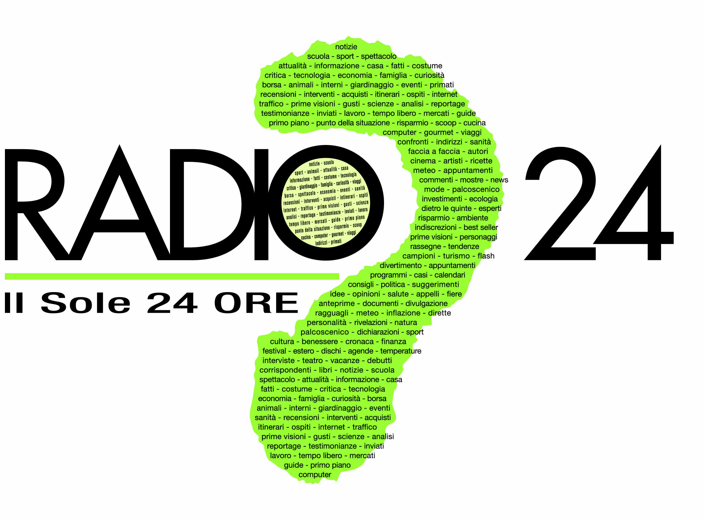 Parliamo di targhe a Radio 24