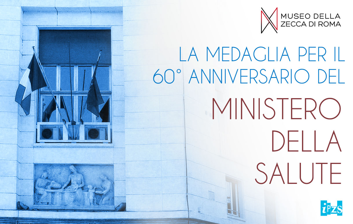 Medaglia 60° Ministero Salute