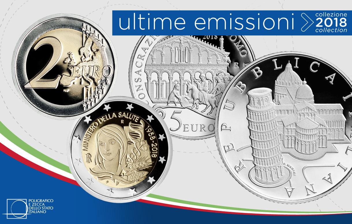 La consacrazione del Duomo di Pisa e la Divisionale 9 pezzi con la moneta celebrativa del 60° dell'istituzione del Ministero della Salute