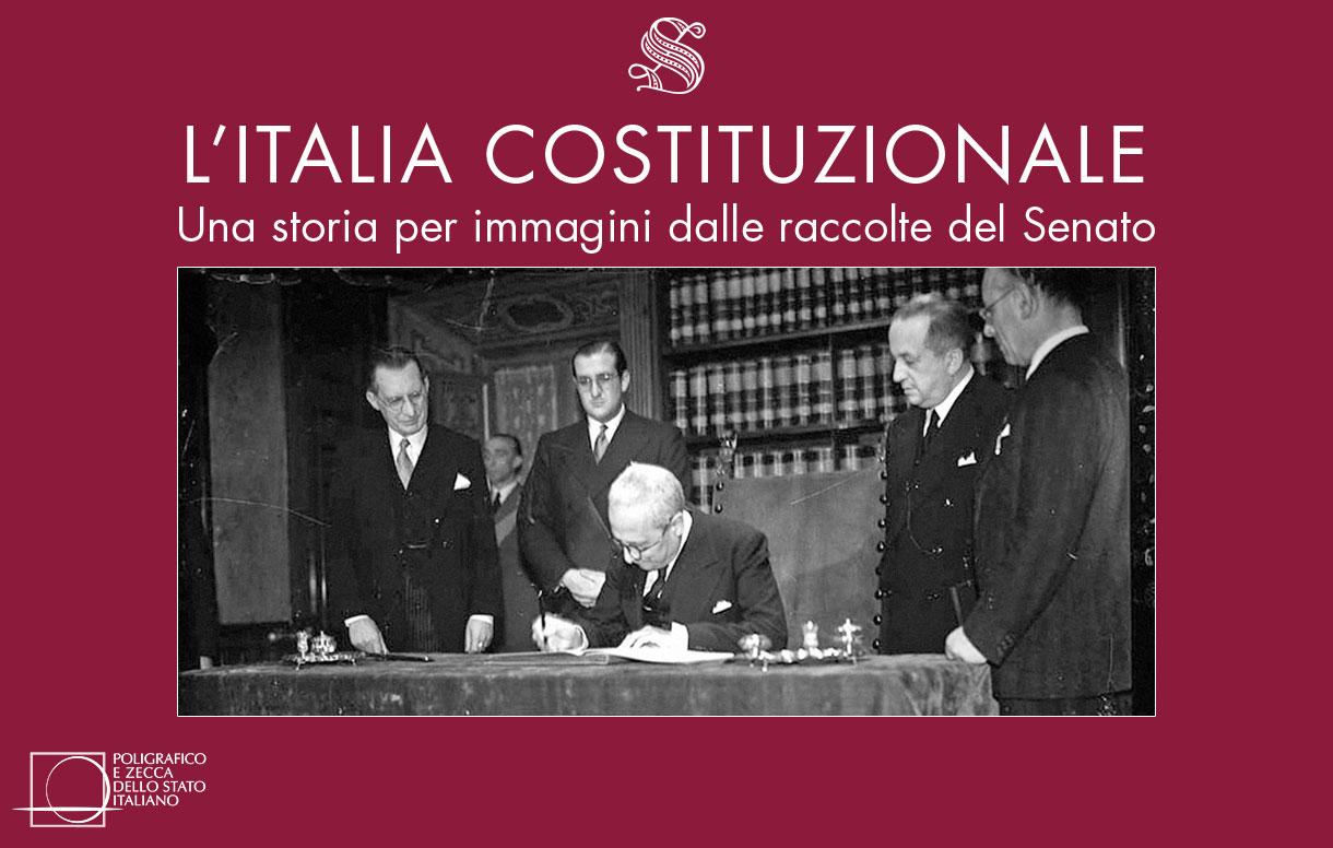 """La mostra al Senato della Repubblica dedicata a """"L'Italia Costituzionale"""""""