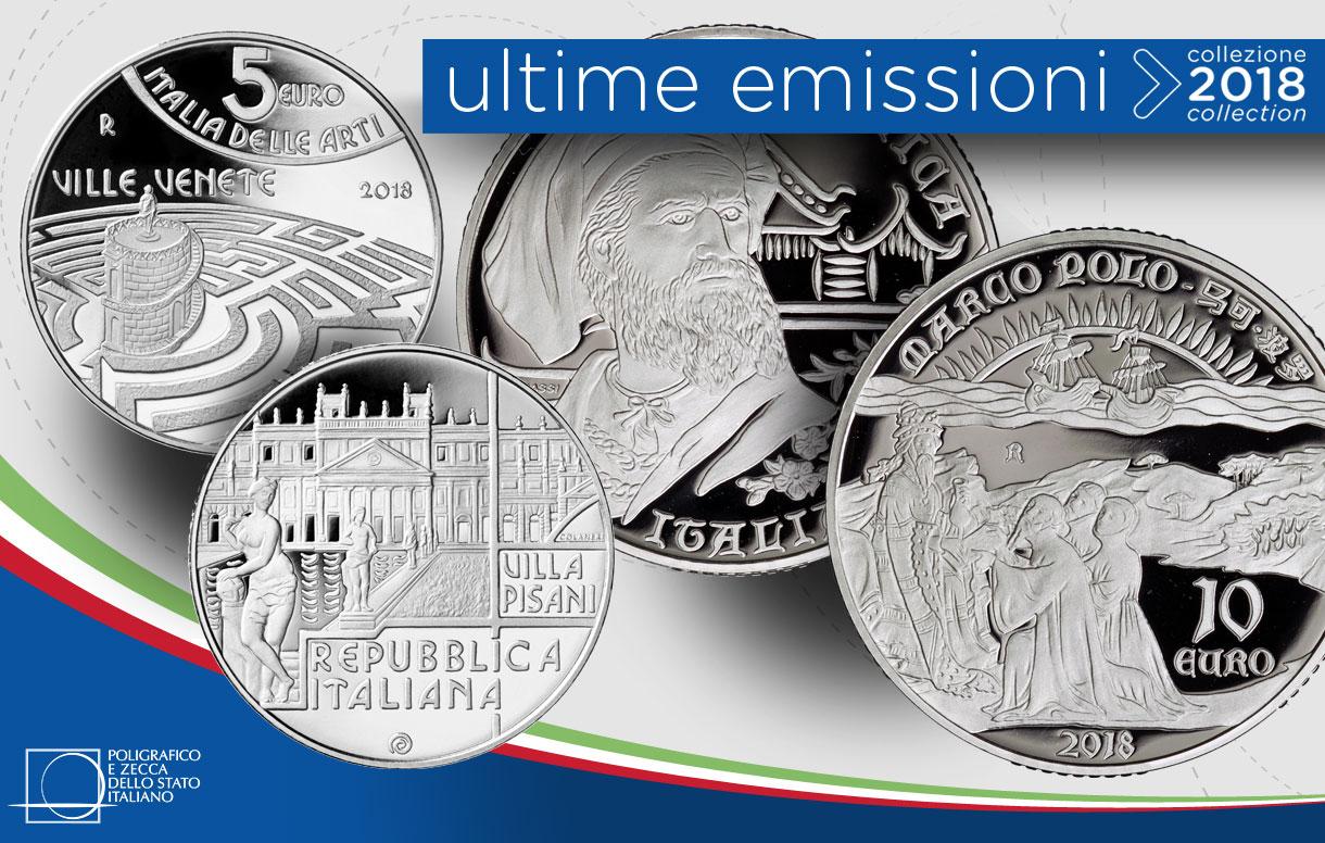 I tesori del Veneto protagonisti della Collezione Numismatica 2018