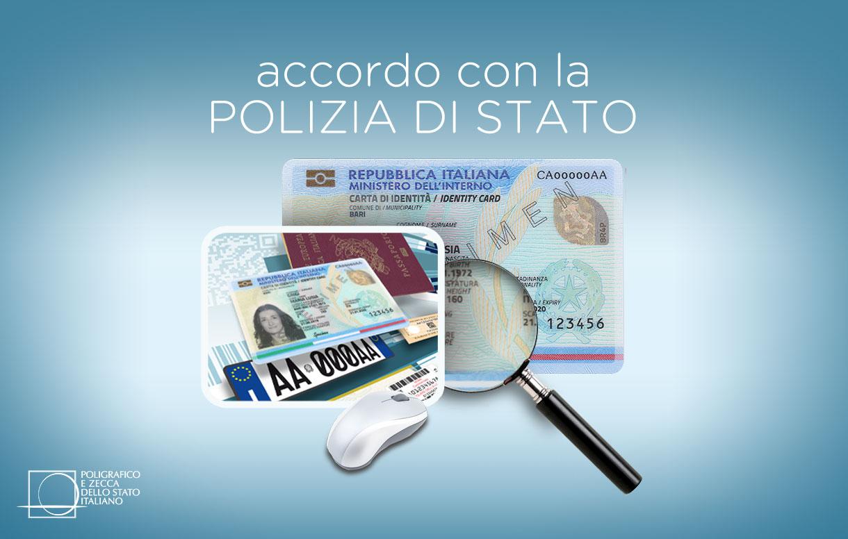 Polizia di Stato e Poligrafico: nasce una task force per l'anticontraffazione documentale