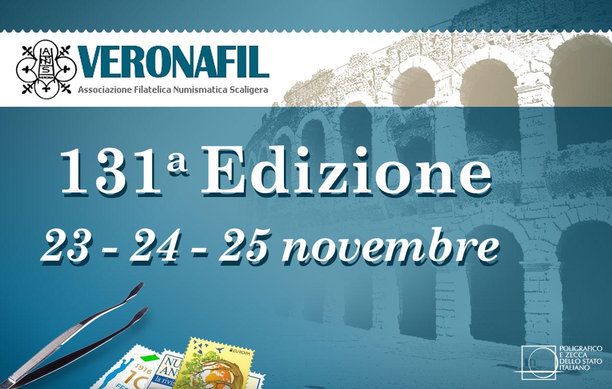 A Veronafil con la collezione numismatica 2018