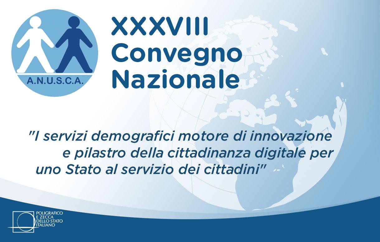 Al Convegno Nazionale Anusca con tutte le novità sul progetto CIE