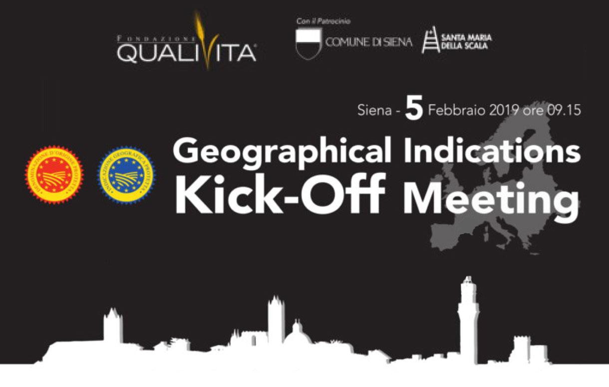 """Il Poligrafico debutta al """"Geographical Indications Kick-Off Meeting"""" di Siena con il passaporto digitale per i prodotti agroalimentari."""