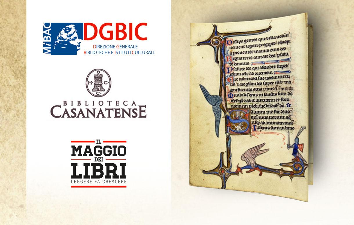I preziosi manoscritti della Biblioteca Casanatense in un nuovo volume del Catalogo edito dal Poligrafico