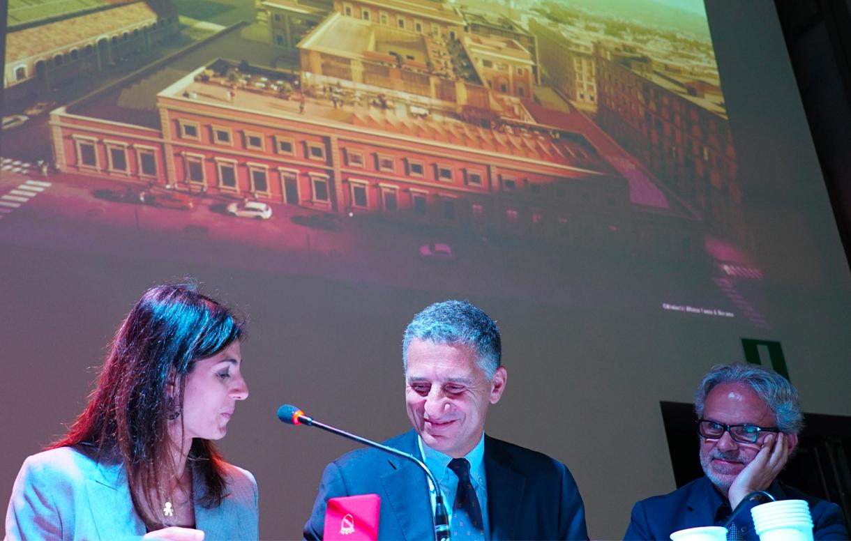 La prima Zecca d'Italia diventa un polo culturale multifunzionale nel cuore del quartiere Esquilino