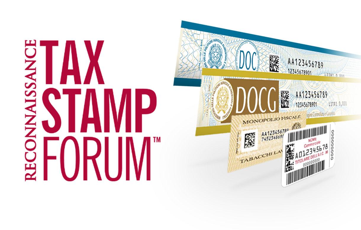 Tecnologie innovative per l'anticontraffazione e la tracciabilità al Tax Stamp Forum di Budapest