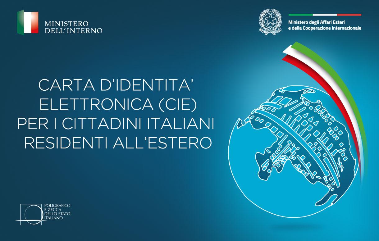 Il Poligrafico all'Ambasciata italiana di Vienna per il lancio della fase sperimentale di rilascio della nuova CIE per i cittadini italiani residenti all'estero