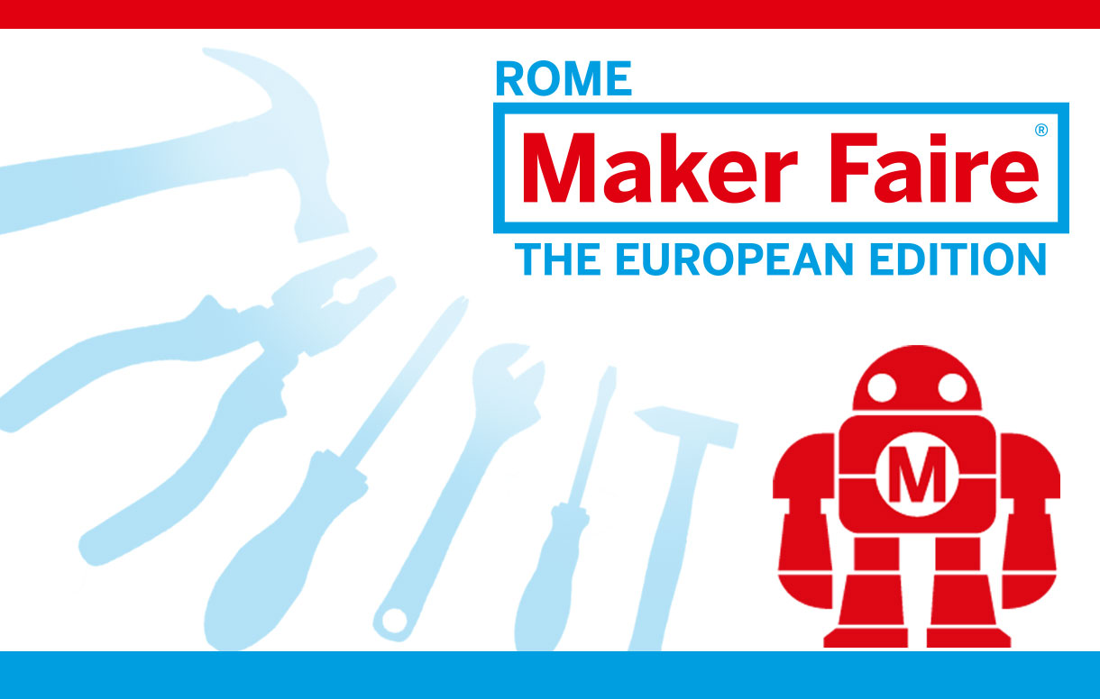 Il Poligrafico a Maker Faire Rome 2019 - The European Edition