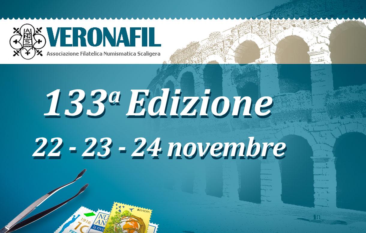 Il Poligrafico a Verona per la più importante manifestazione italiana di Filatelia e Numismatica