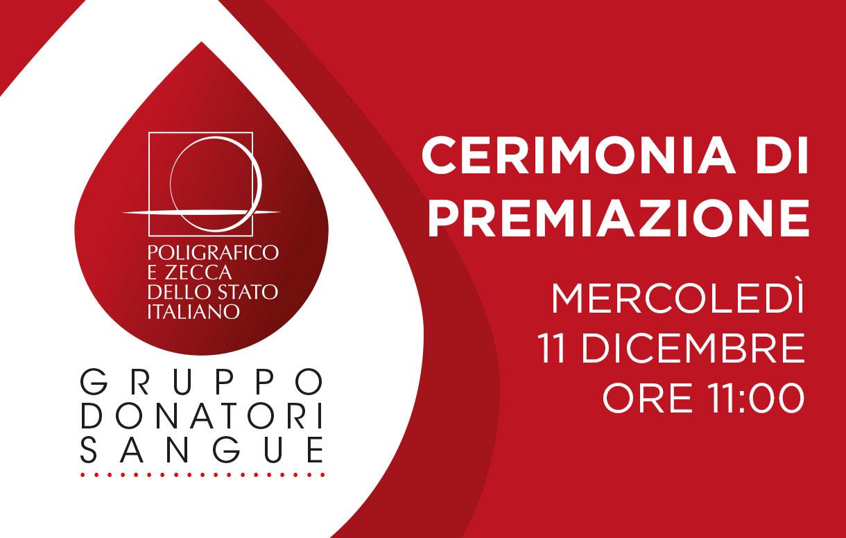 Diamo valore alle persone. Con il nostro Gruppo Donatori Sangue una grande storia di solidarietà nel Lazio