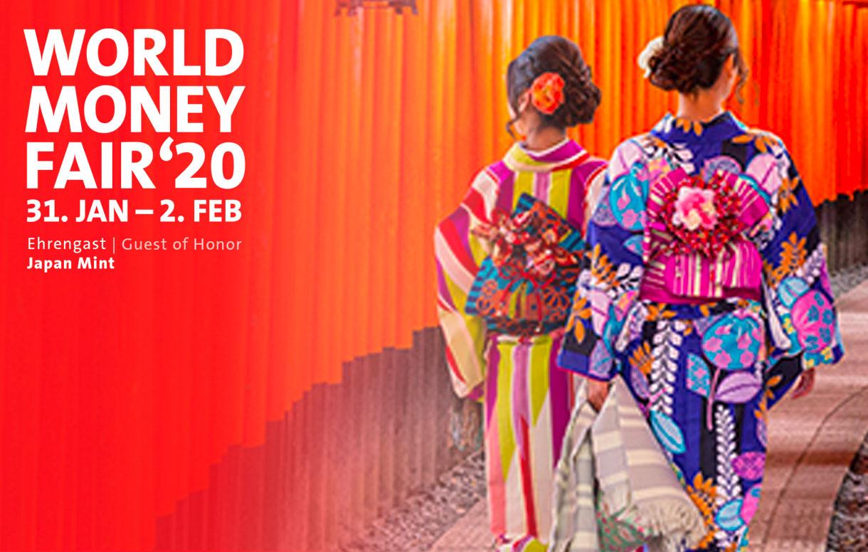 Arte: le nostre preziose Collezioni Numismatiche al World Money Fair di Berlino