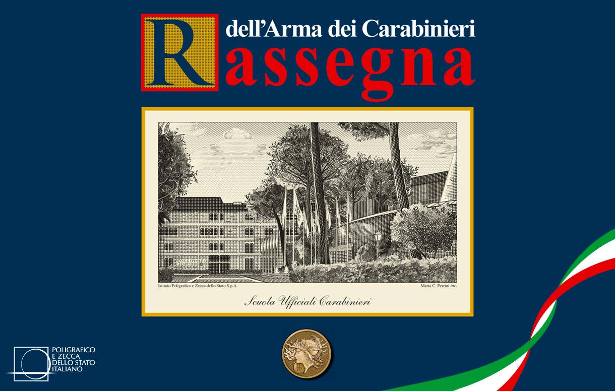 Editoria, i temi del nuovo numero della Rassegna dell'Arma dei Carabinieri