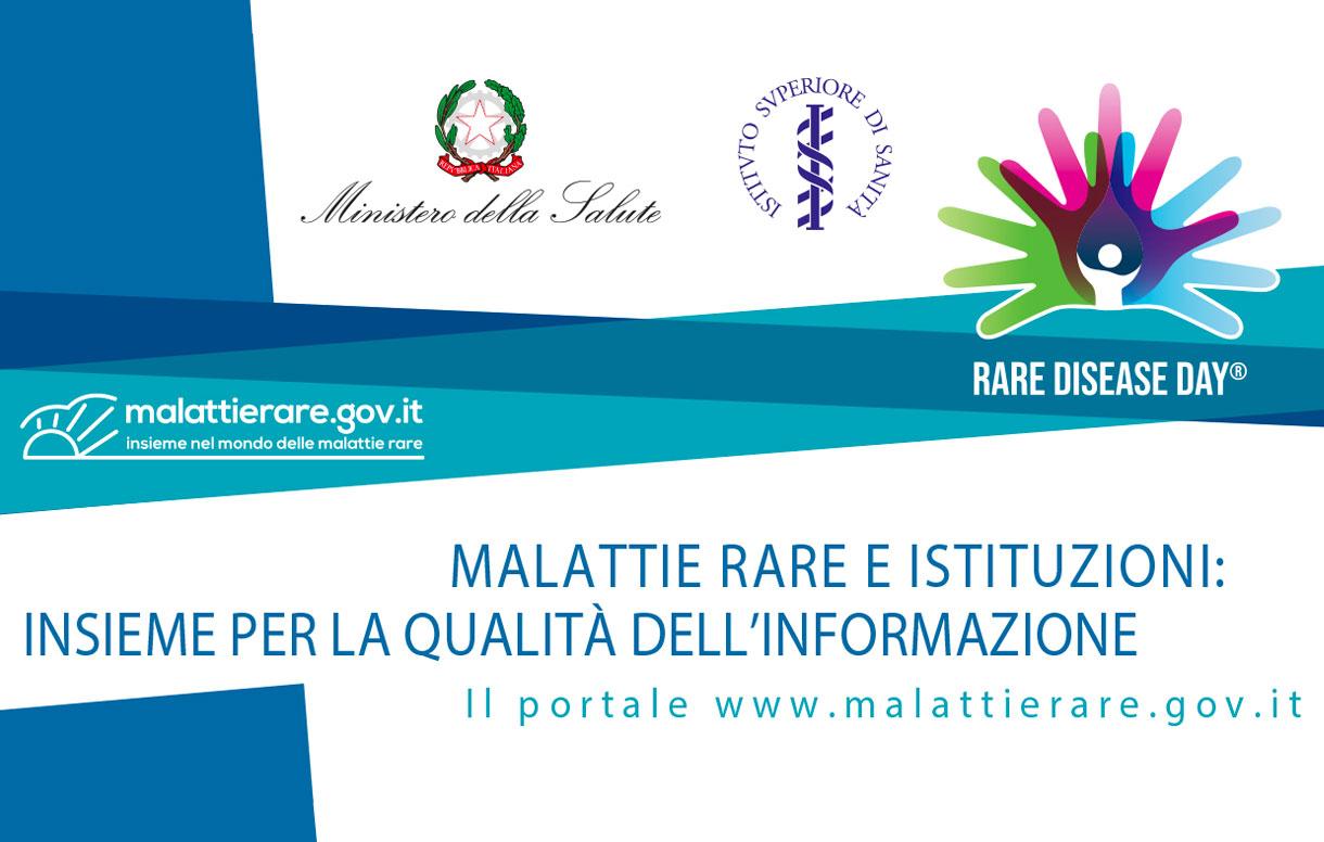 Presentato il nuovo sito delle malattie rare, il portale per una corretta informazione scientifica