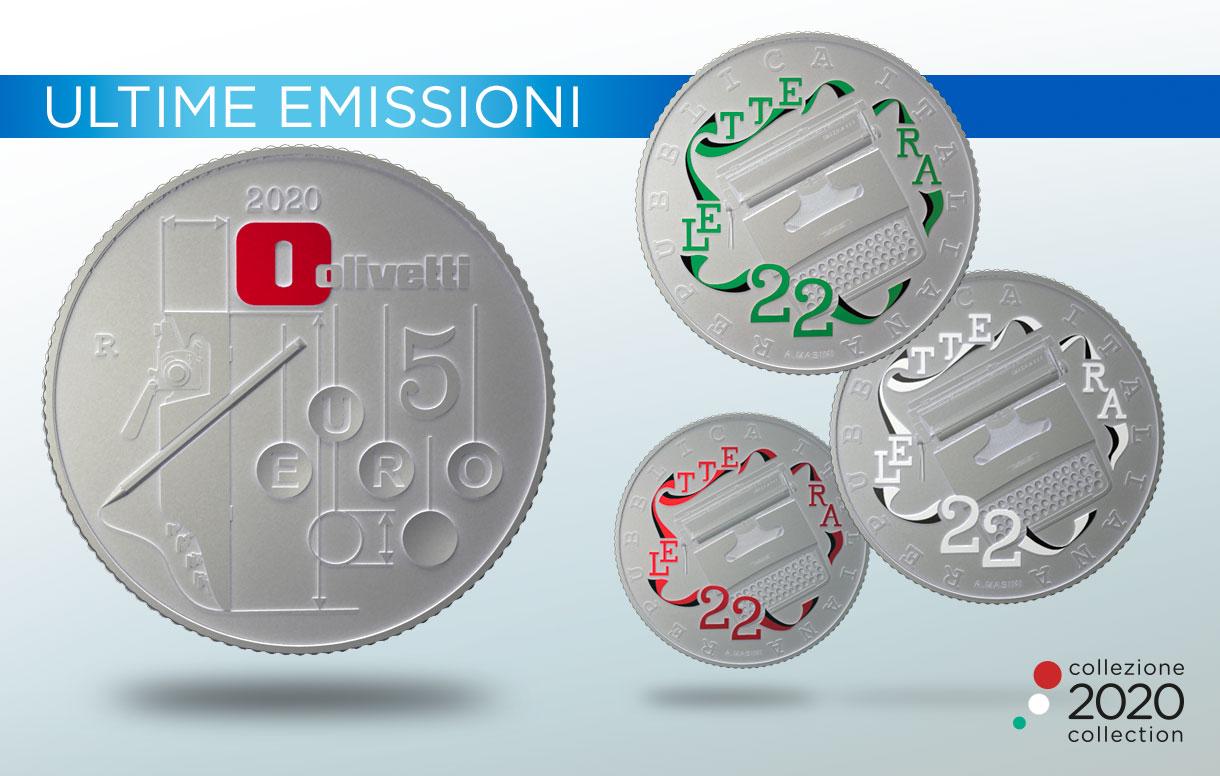 """La moneta dedicata alla """"Lettera 22"""" celebra una delle icone dell'eccellenza industriale italiana"""
