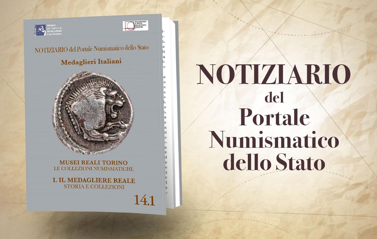 Il prezioso medagliere reale di Casa Savoia nel nuovo numero del Notiziario del Portale Numismatico dello Stato