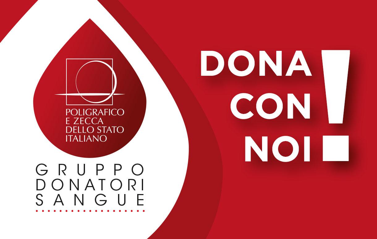 Il Gruppo Donatori Sangue del Poligrafico insieme alla Croce Rossa: un aiuto concreto a chi è in difficoltà