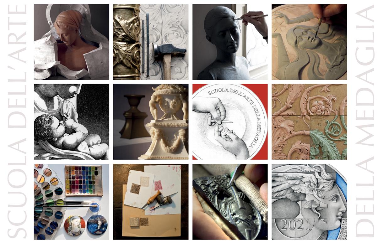 E' online il bando per accedere ai nuovi corsi della Scuola dell'Arte della Medaglia