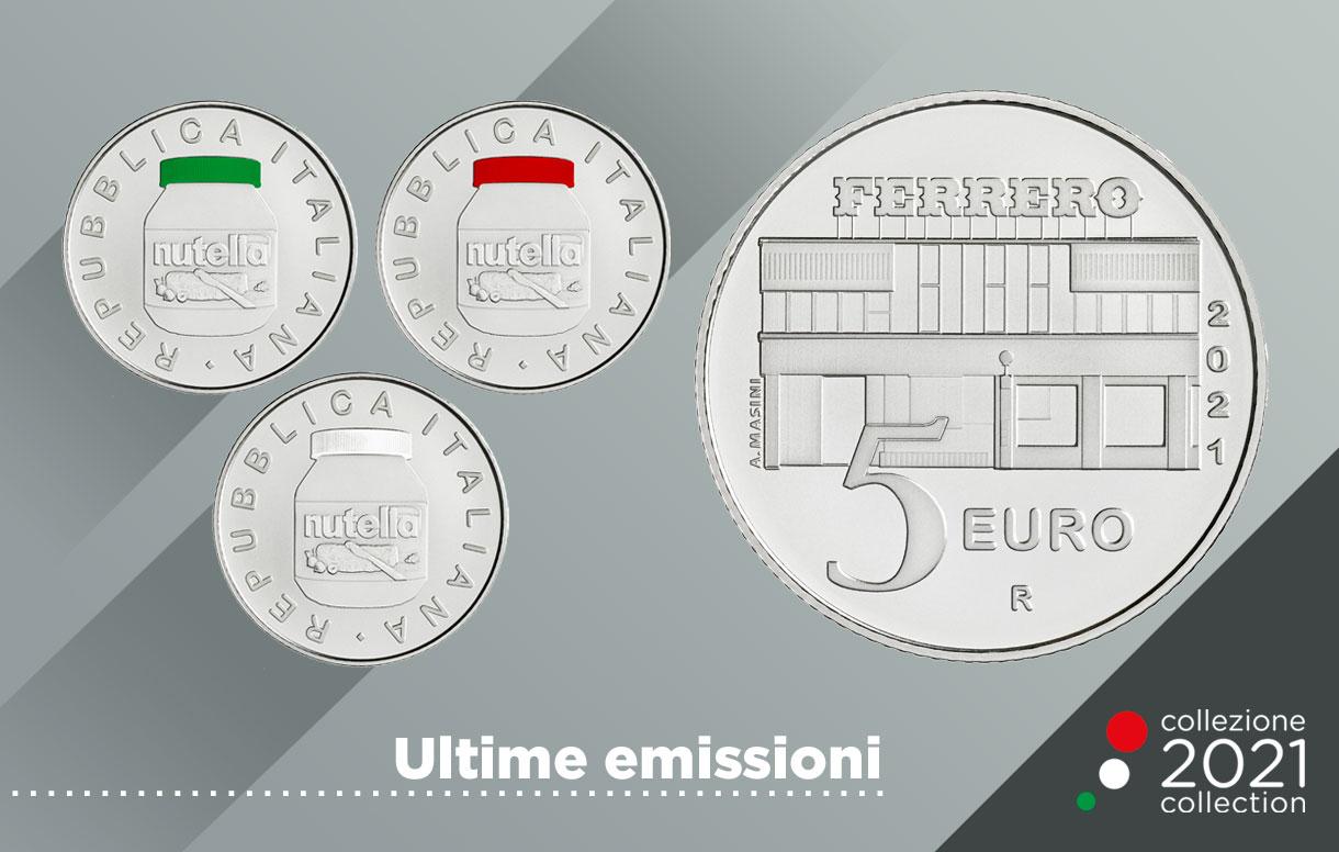 L'emissione della moneta dedicata alla Nutella celebra l'eccellenza del nostro tessuto imprenditoriale