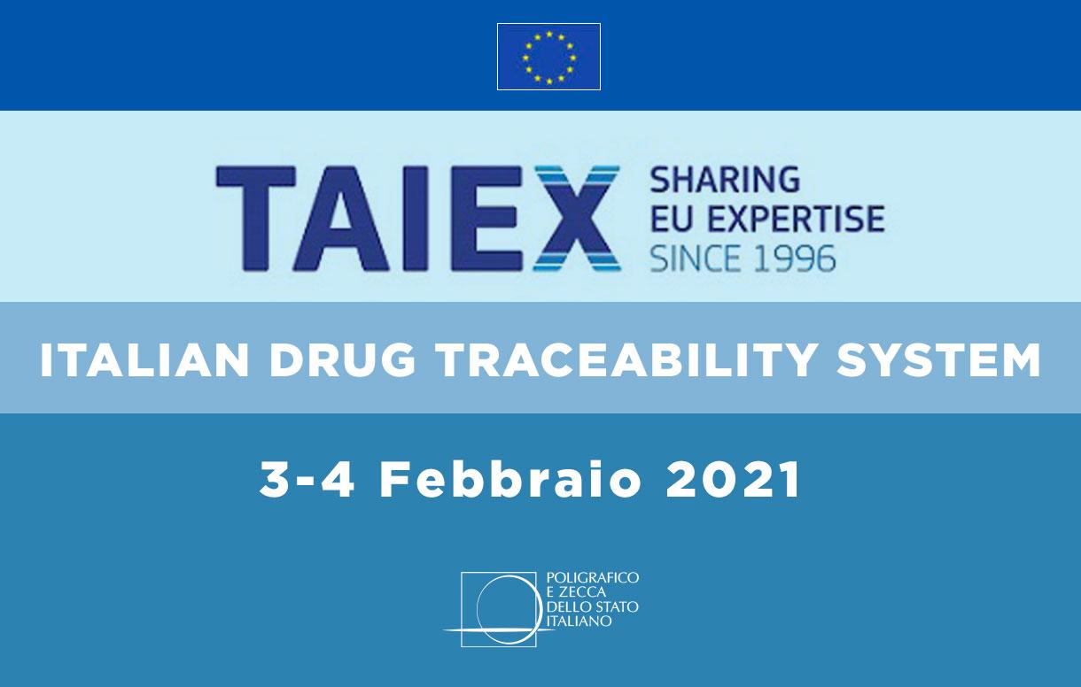 Tracciabilità dei farmaci. Un workshop internazionale con i principali rappresentanti del settore