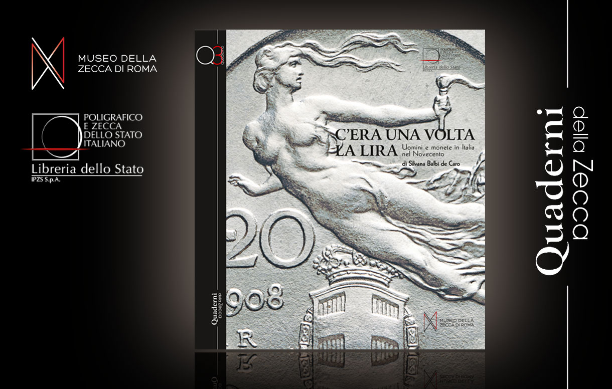"""""""I Quaderni della Zecca"""": il terzo volume è dedicato alla storia della lira"""