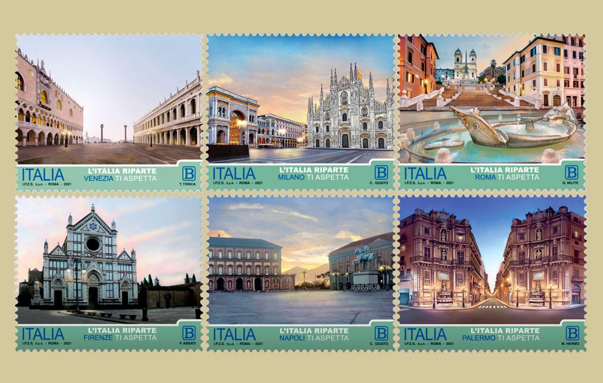 Filatelia, il Presidente Palma interviene alla cerimonia di presentazione del francobollo dedicato a Roma