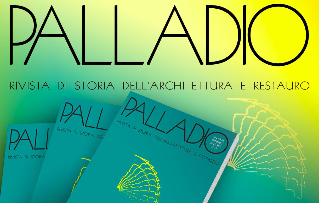 I nuovi volumi di Palladio editi dal Poligrafico in collaborazione con l'Università La Sapienza di Roma