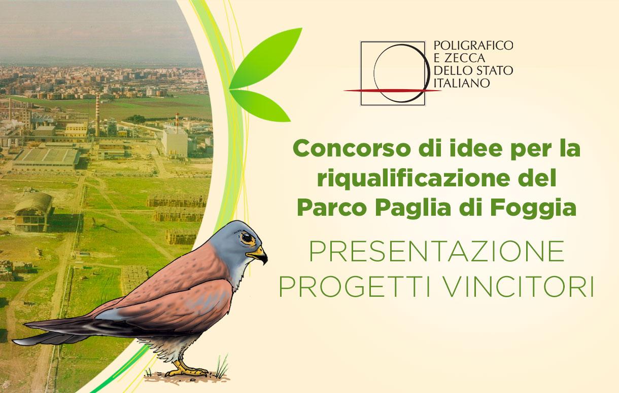 Il Poligrafico presenta i progetti vincitori del Concorso di idee per la riqualificazione del Parco Paglia