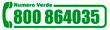 logo numeroverde
